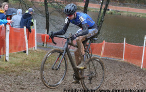 Coupe de France CX  Pierric